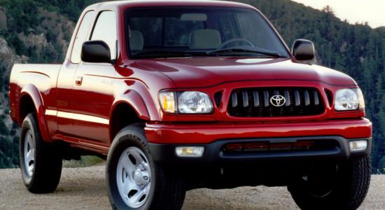 Toyota Tacoma I (1995-2004) на IronHorse.ru ©