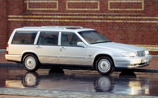 Вольво В90 1997-1998