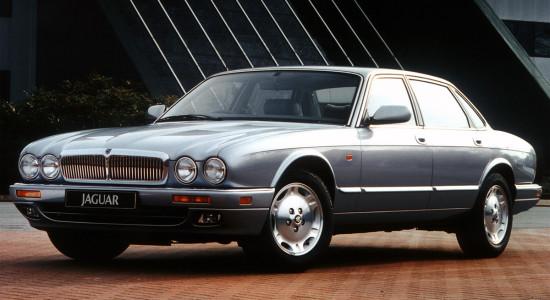 Jaguar XJ (X300) 1994–1997 на IronHorse.ru ©