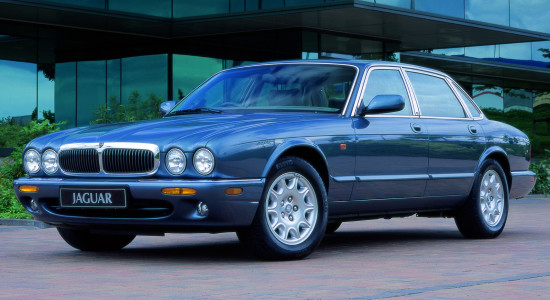 Jaguar XJ (X308) 1997-2003 на IronHorse.ru ©