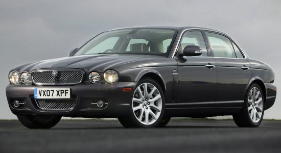 Jaguar XJ (X350) 2002-2009 на IronHorse.ru ©