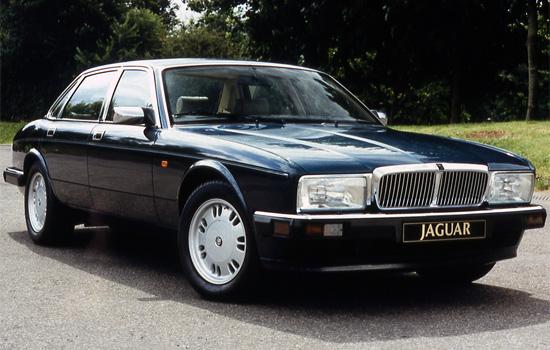 Jaguar XJ (XJ40)