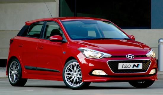 Hyundai i20 N (IB)