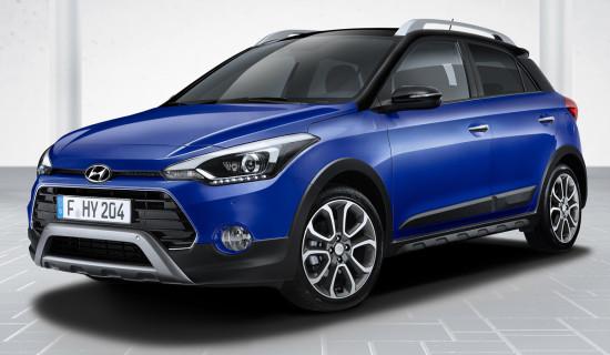 Hyundai i20 Active (2-е поколение)