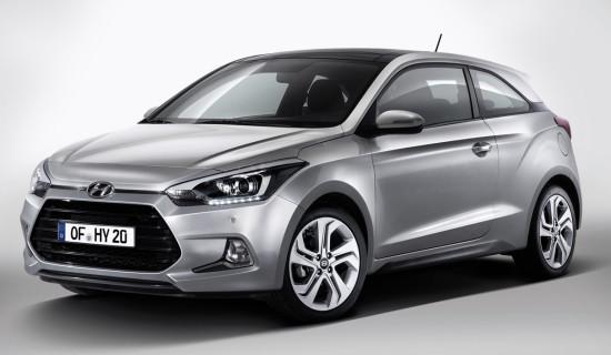 Hyundai i20 (IB) Coupe