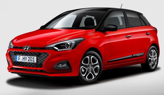 Hyundai i20 2018-2019