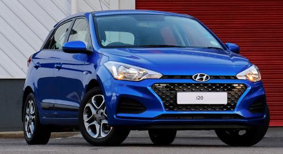 Hyundai i20 (2018-2019) на IronHorse.ru ©