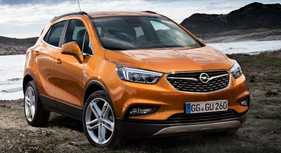 Opel Mokka X на IronHorse.ru ©