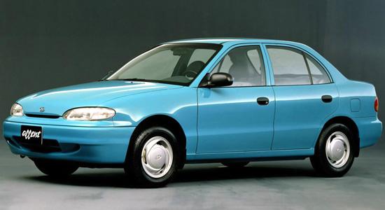 седан Hyundai Accent 1