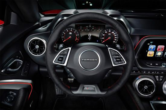 приборная панель Camaro 6 ZL1