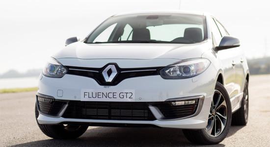 Renault Fluence GT на IronHorse.ru ©
