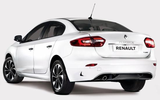 Renault Fluence GT2