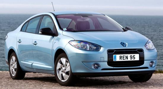 Renault Fluence Z.E. (2011-2014) на IronHorse.ru ©