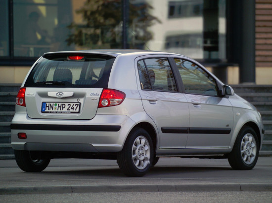 Hyundai Getz 2002-2005
