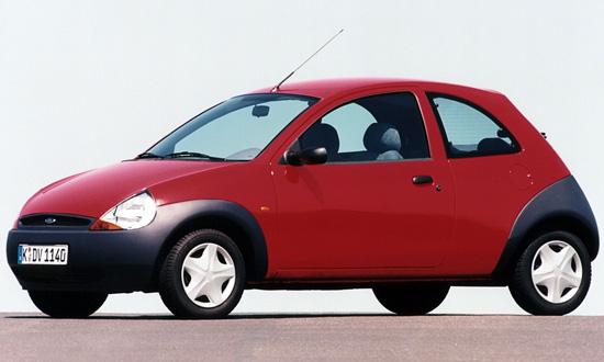 Форд Ка 1996-2005