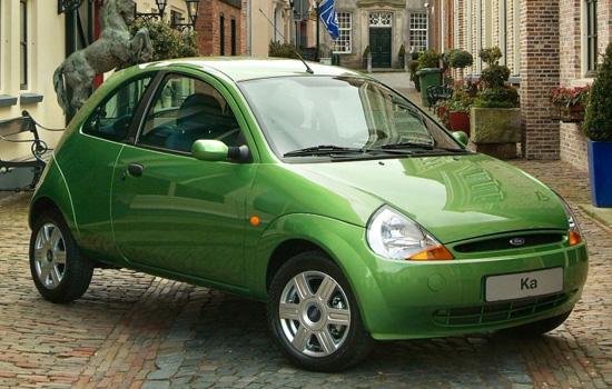 Ford Ka 2005-2008