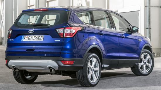 Ford New Kuga 2 (2017-2018)