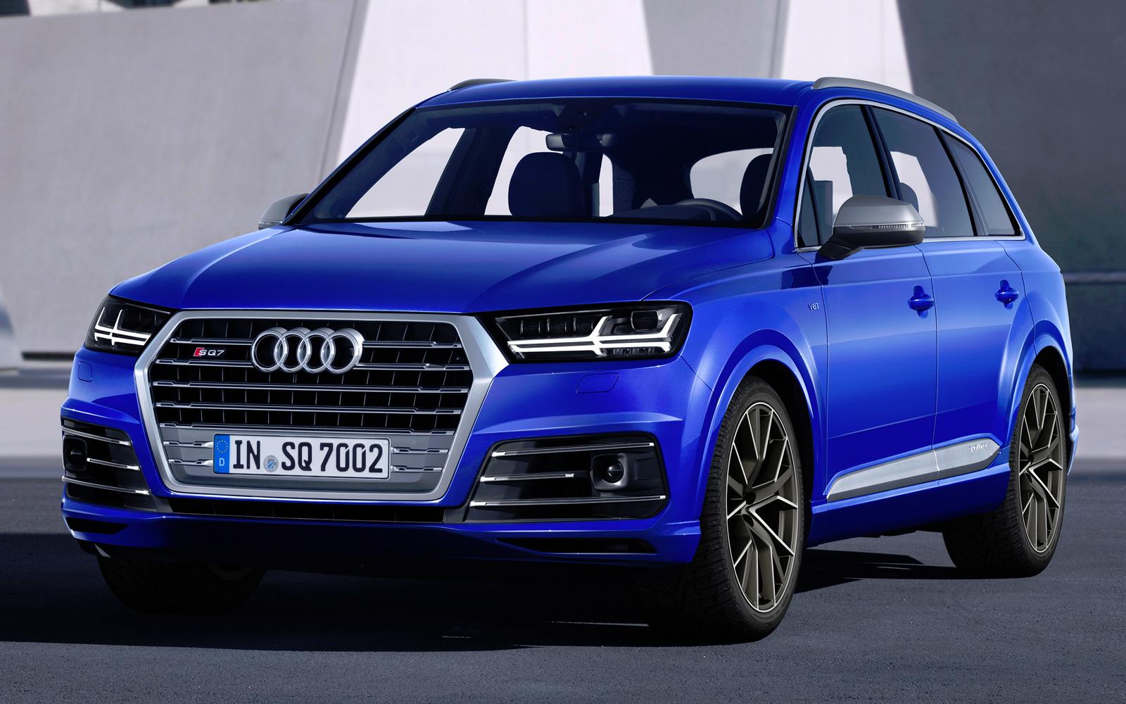 Audi sq7 specs