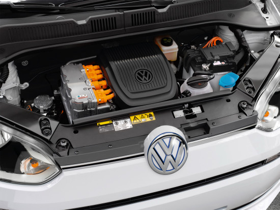 под капотом Volkswagen e-up!