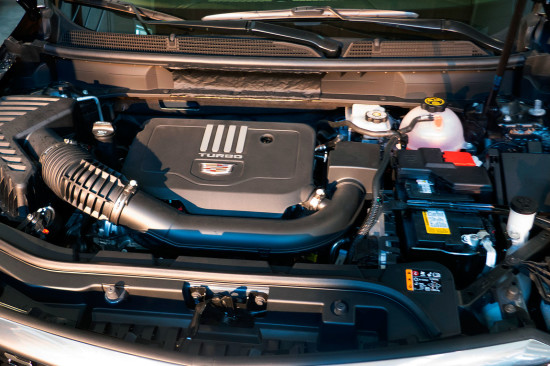турбо-двигатель