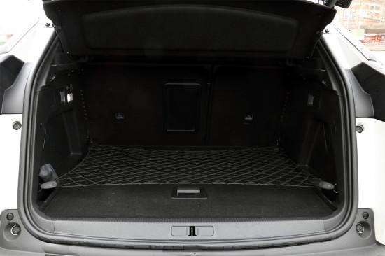 багажное отделение Пежо 3008 2-го поколения
