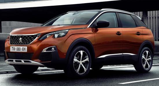 Peugeot 3008 (2020-2021) на IronHorse.ru ©