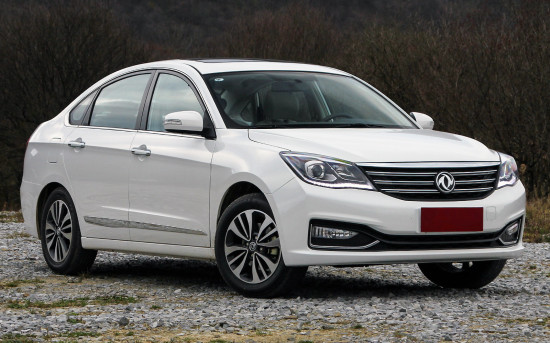 Dongfeng A60 2016