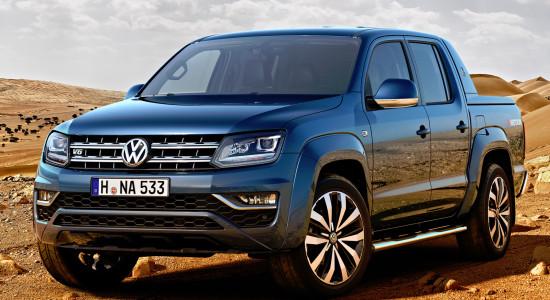 Volkswagen Amarok (2019-2020) на IronHorse.ru ©
