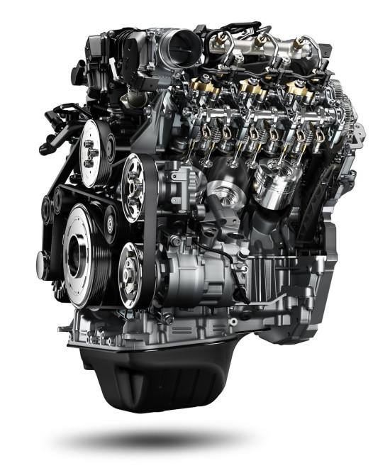 новый V6 TDI для VW Amarok