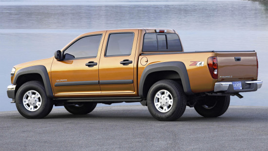Chevrolet Colorado 1 (2003-2012)
