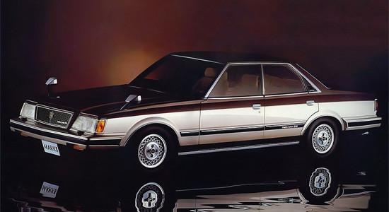 Toyota Corona Mark II (1980-1984) на IronHorse.ru ©
