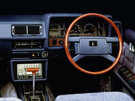 интерьер салона Toyota Corona Mark II X60