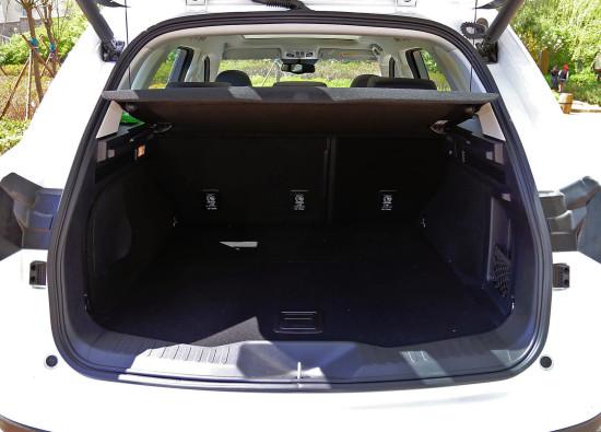 багажное отделение Haval H7