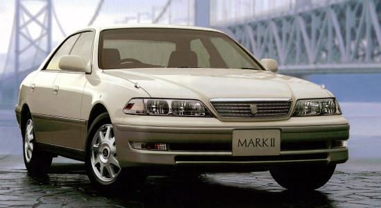 Toyota Mark II (1996-2000) на IronHorse.ru ©
