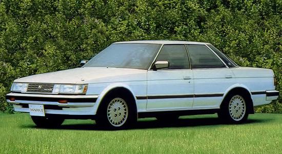 Toyota Mark II (1984-1988) на IronHorse.ru ©