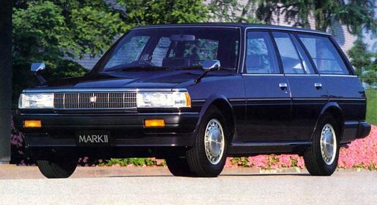 универсал Toyota Mark II X70