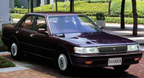 Toyota Mark II (1988-1992) на IronHorse.ru ©