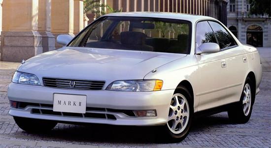 Toyota Mark II (1992-1996) на IronHorse.ru ©