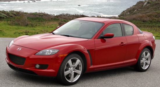 Mazda RX-8 (2003-2008) на IronHorse.ru ©