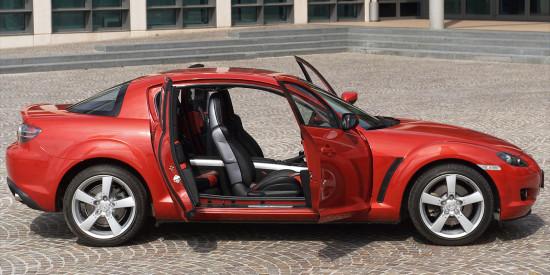 Mazda RX-8 (2003-2008)