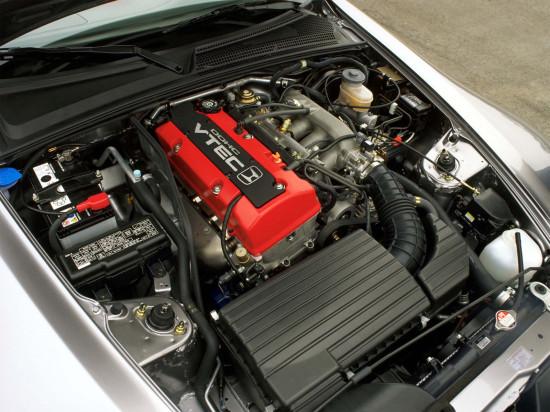 под капотом Honda S2000 AP1