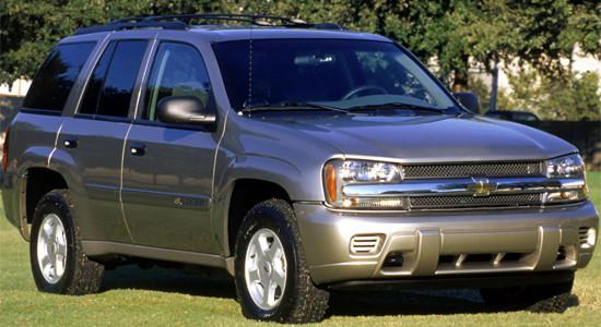 Chevrolet Trailblazer 1 (2001-2008) на IronHorse.ru ©
