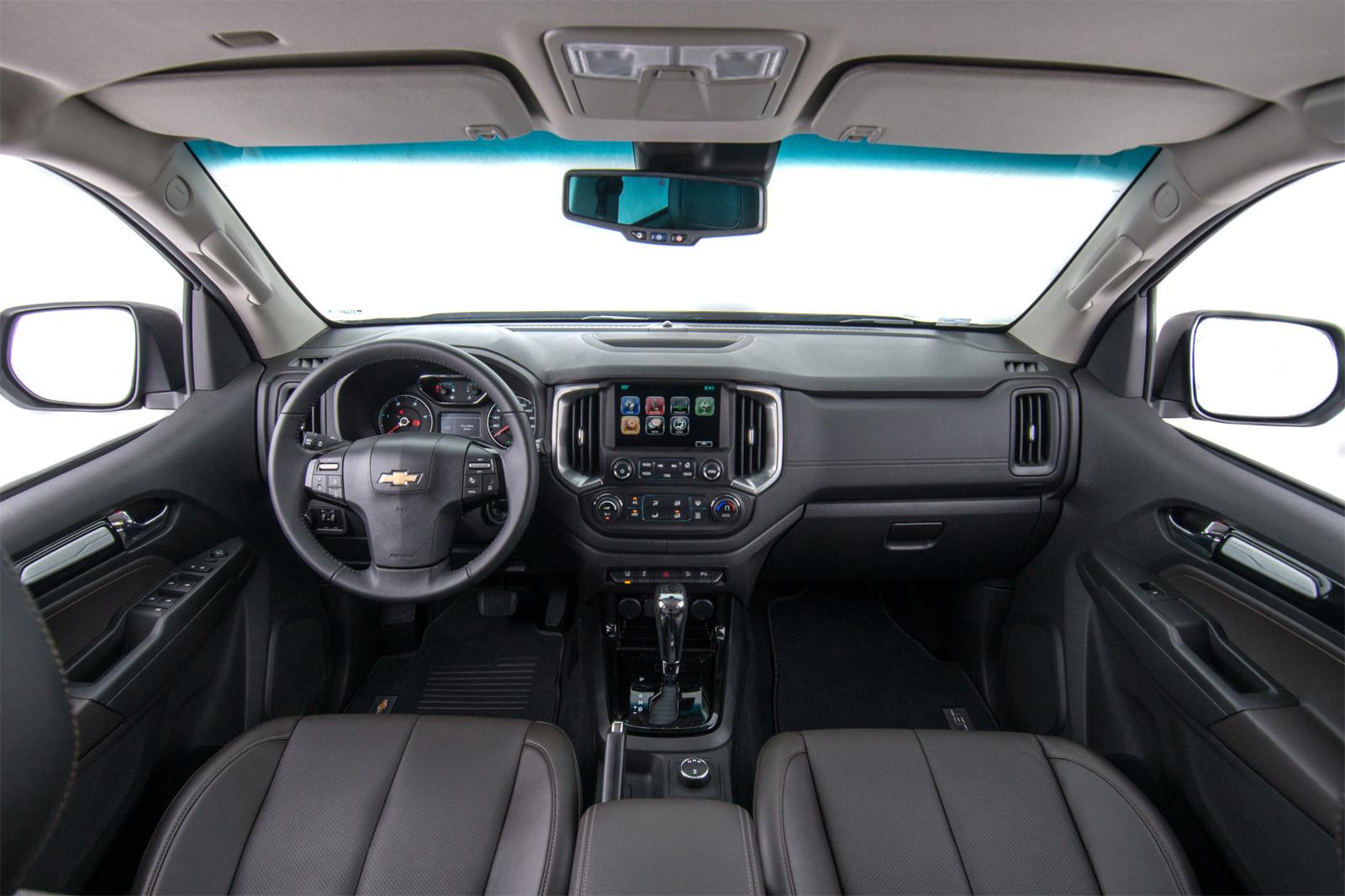 Chevrolet Trailblazer (2019-2020) цена и характеристики ...