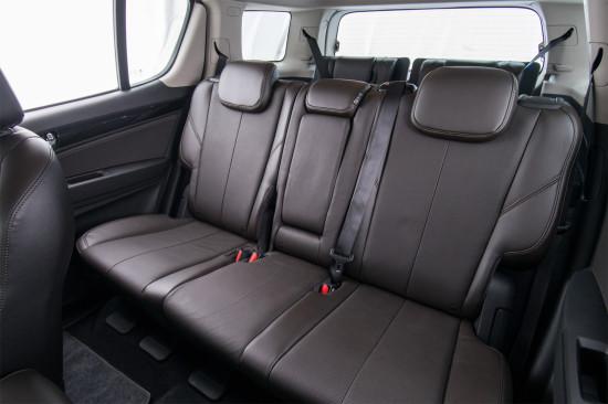 задний диван Chevrolet New TrailBlazer 2 FL