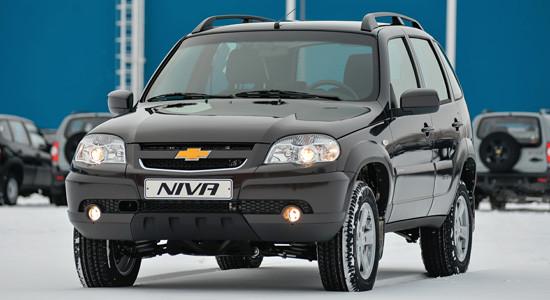 Chevrolet Niva 1 (2002-2017) на IronHorse.ru ©