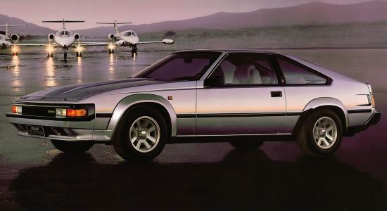 Toyota Celica Supra A60 (1981-1986) на IronHorse.ru ©
