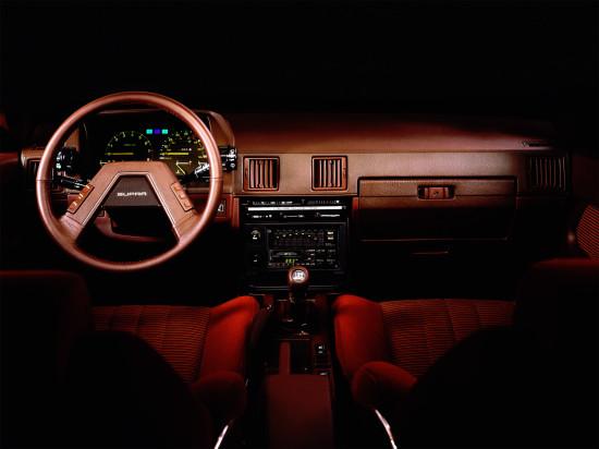 интерьер Toyota Celica Supra A60