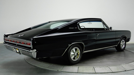 Dodge Charger 1 (1966-1967 годов)