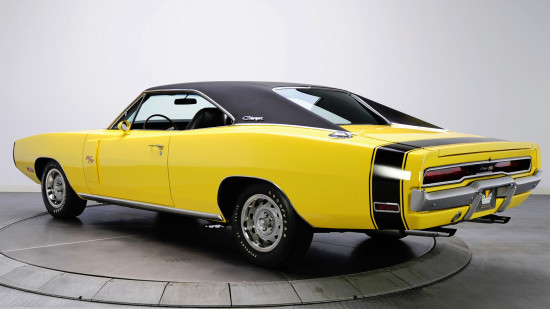 Dodge Charger 2 (1968-1970)