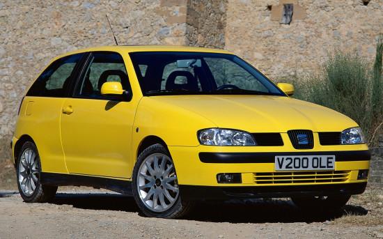 Seat Ibiza 2 (1999-2002) 6K2